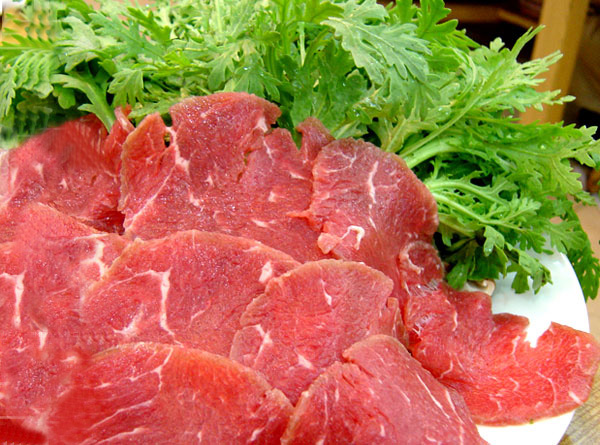 猪颈肉(梅肉)