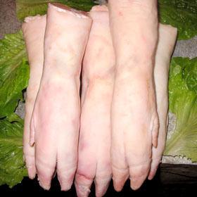 猪脚(冻品)