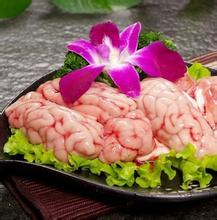 猪脑(冻品)