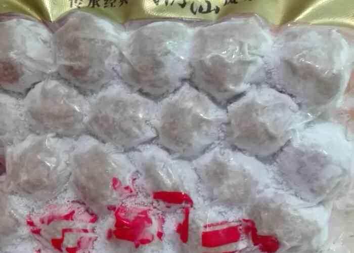 牛肉丸(凍品)(海霸王,潮汕 )