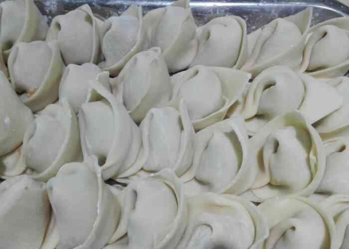 饺子太空泥步骤图片
